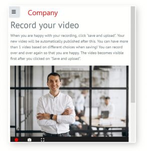 easylive record video easy